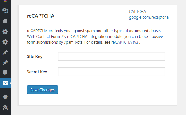 How To Create Contact Forms With Antispam Protection Using The